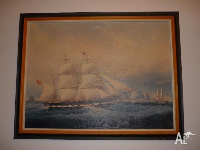Print - Ship