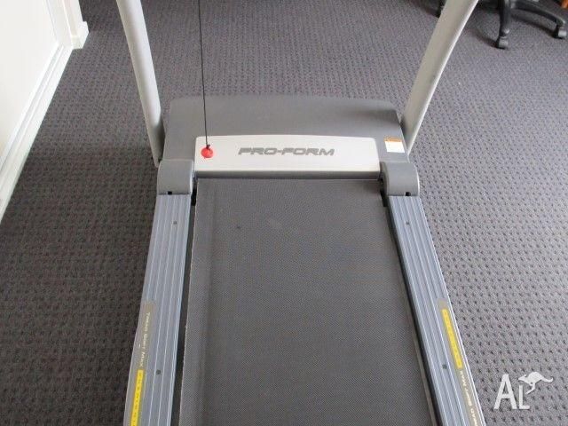 Pro-Form 790 ZLT Folding Treadmill (Second Hand)
