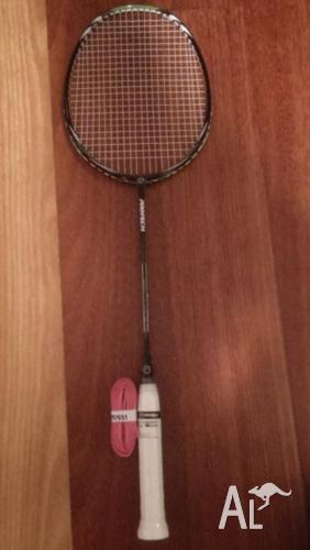 Professional Badminton Racquet - Commando S12 * LATEST