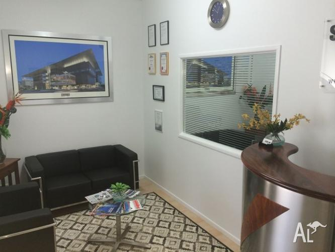 Proffesional Office Suite - Fully Funished Sublease