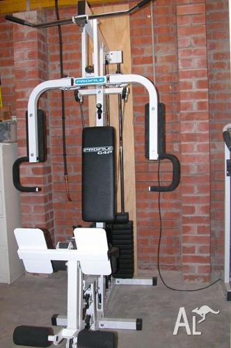 Profile g p home gym for sale in carrington new south