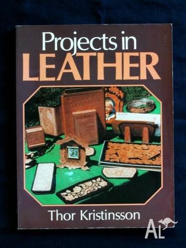 Projects In Leather - Thor Kristinsson