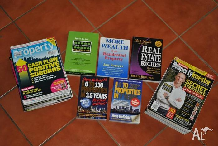 Property Investing book bundle