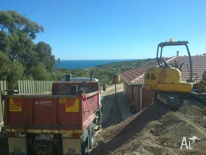 PROPERTY REVAMPS - Bobcat, Excavator & Tandem Tipper.