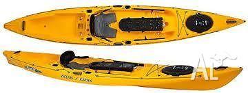 Prowler 13 Angler Kayak