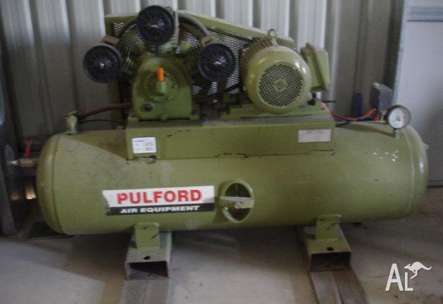 Pulford Air Compressor - 35cft
