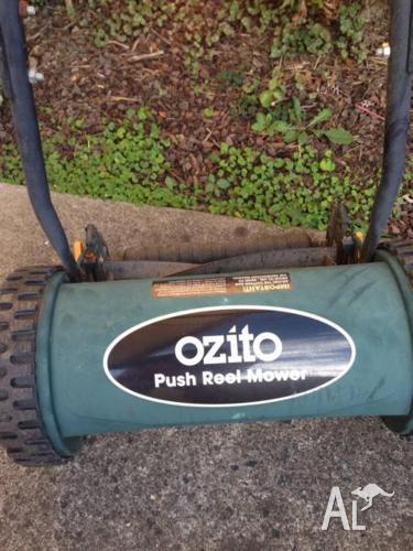 Push Mower OZITO