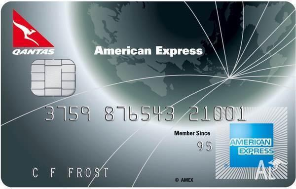 Qantas American Express