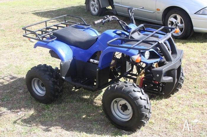 Quad Bike 250 cc