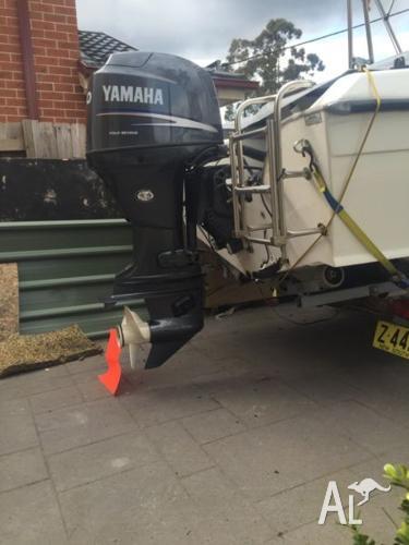 Qualified mobile marine mechanic boat motor trailer