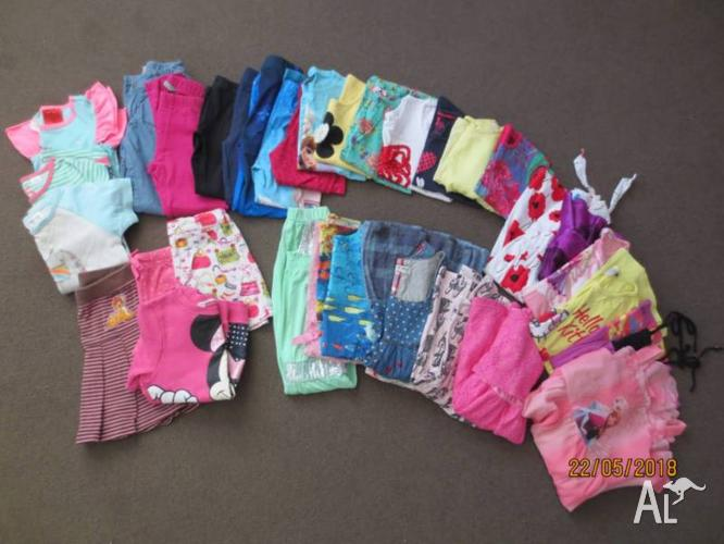 Quality brands Girls size 5 bundle