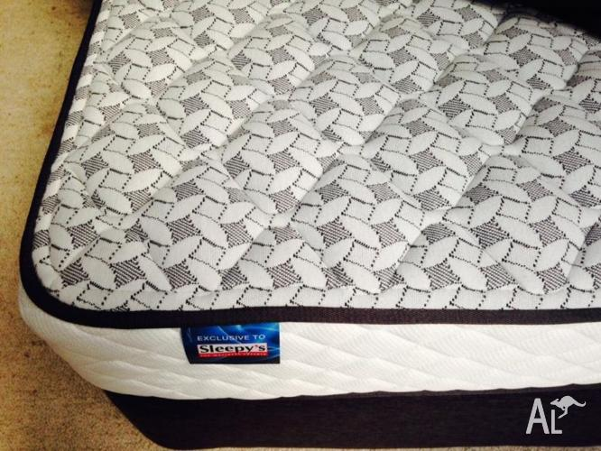 Queen Size Mattress with Innerspring Base - As New