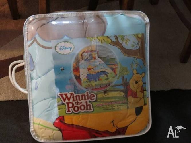 Quilt Winnie the Pooh