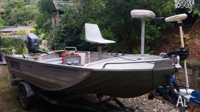 Quintrex explorer and 40hp yamaha outboard for sale in for 40 hp yamaha for sale