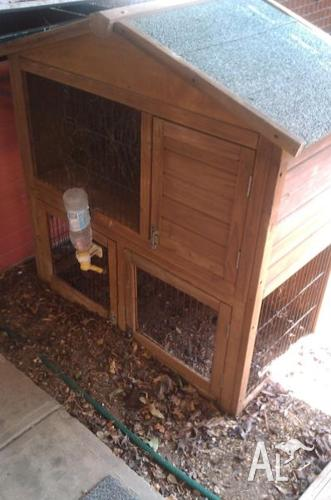 Rabbit Hutch 2 Story