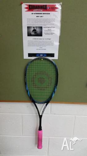 Racket Restringing Services