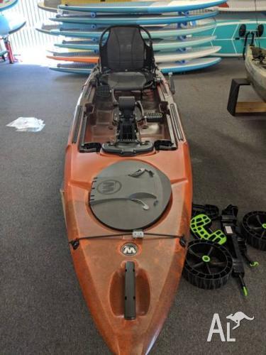 Radar 135 Pedal Fishing Kayak