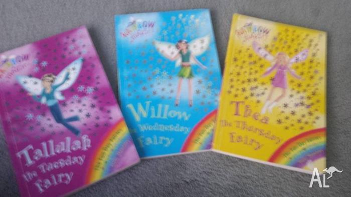 Rainbow Magic Books - The Fun Day Fairy Series (3