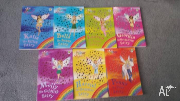 Rainbow Magic Books - The Pet Keeper Series