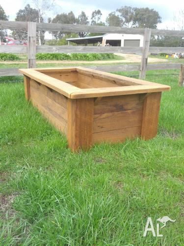 Raised Vegetable Vege Garden Bed Planter Box Recycled