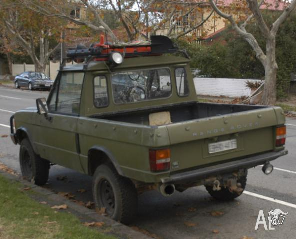 Image Gallery For Range Rover Classic Ute Americanlisted Com