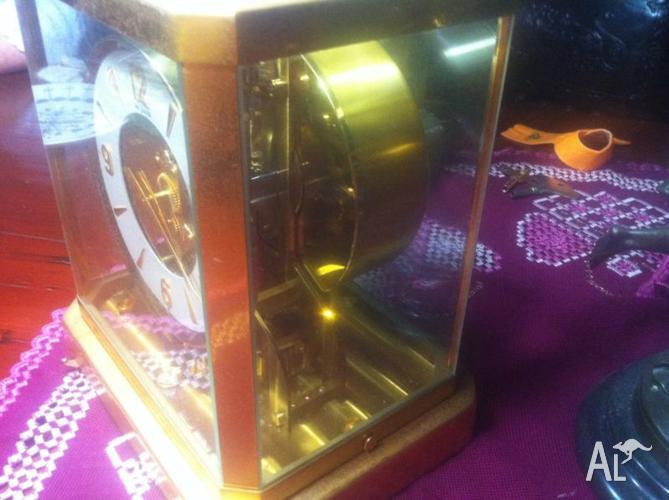 Rare rare clock super jaeger