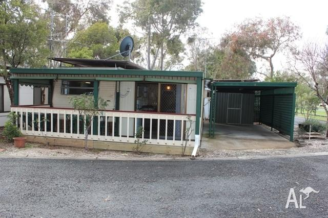 1bcae13ede Recently Renovated Caravan   Annexe onsite in Echuca Furnished for ...