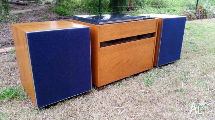 Record Player | Radio Gram | PYE 3 piece modular | TEAK