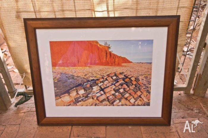 Redell Beach Rock Wall