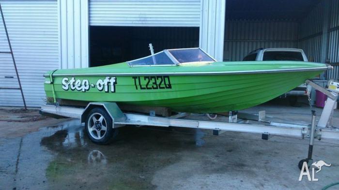 Reliable Ski Boat