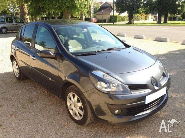 renault clio iii 1 5 dci 85 luxe privilege 5p 06 for sale. Black Bedroom Furniture Sets. Home Design Ideas