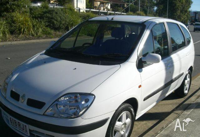 renault scenic expression 2004 for sale in burleigh heads. Black Bedroom Furniture Sets. Home Design Ideas