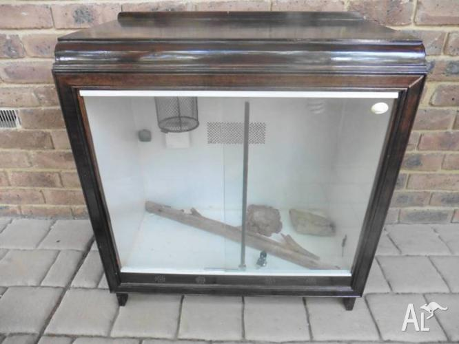 Reptile Enclosure For Sale For Sale In Eltham Victoria Classified Australialisted Com
