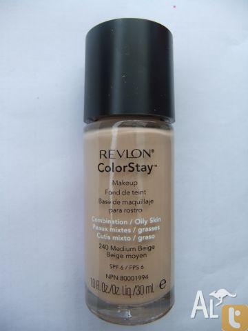 Revlon ColorStay Foundation Comb/Oily - Medium Beige
