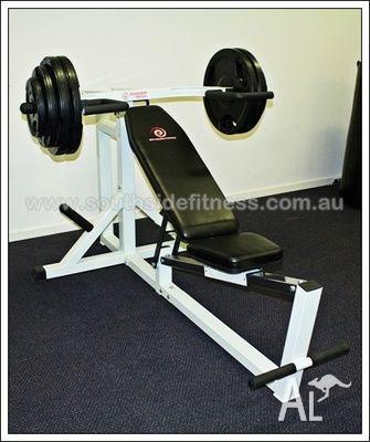 Revolution leverage bench press for sale in mount gravatt queensland classified Leverage bench press