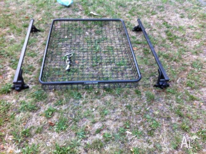 Rhino Rack Steel Mesh Roof Basket For Sale In Balwyn
