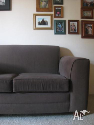 Rico 2 Seater Sofas Australian Made Olive Green
