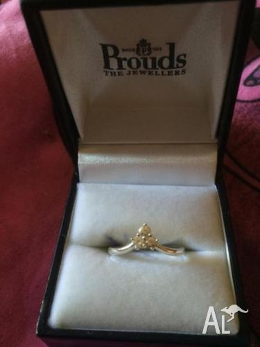 Ring from prouds