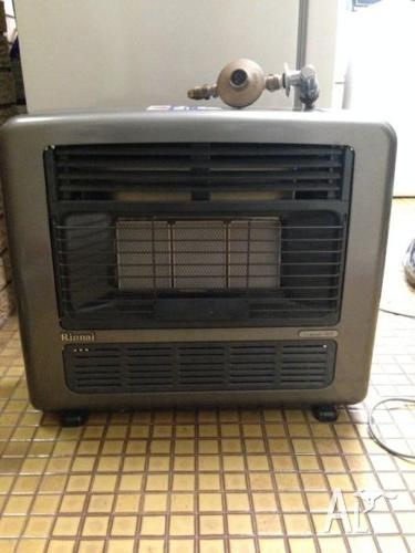 Rinnai Granada Gas Heater