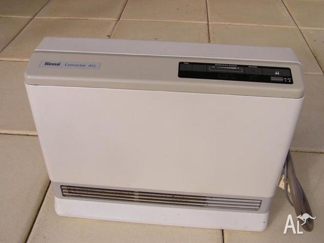 Rinnai LPG Gas Heater Convector Unflued