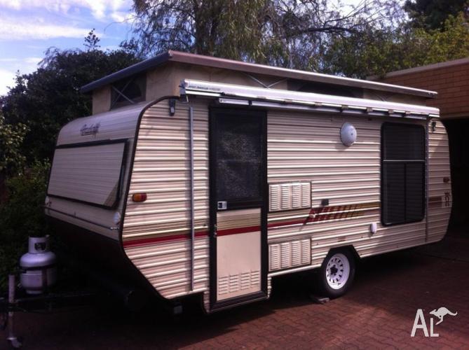 Roadstar Caravan 16 ft