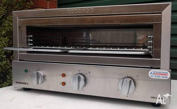 Roband Grill Master GMX610 Toaster