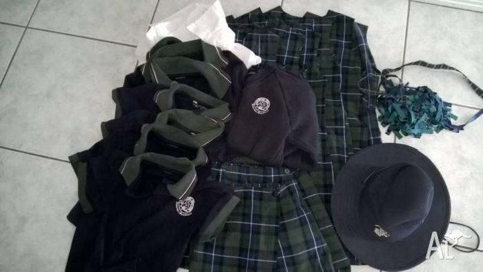 Robertson state school Uniform