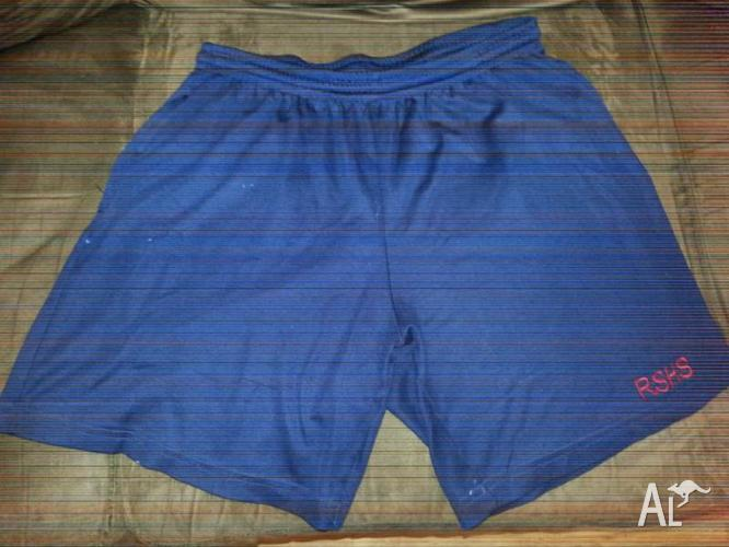 ROCHEDALE HIGH UNISEX SHORTS