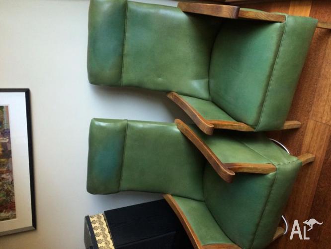 Rocker chairs 20s