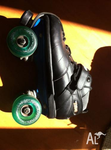 Roller Skate Set!
