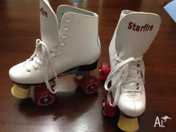 Roller Skates - never been worn outside
