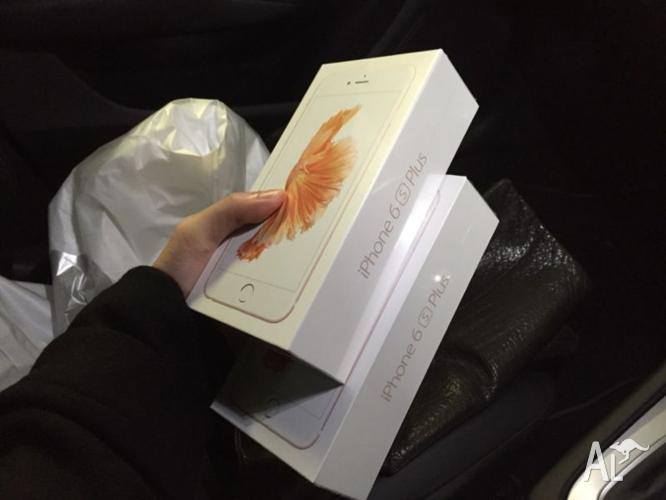 ROSE GOLD iPhone 6S Plus 64gb In Hand For Collection