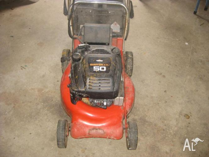 Rover Lawn mower