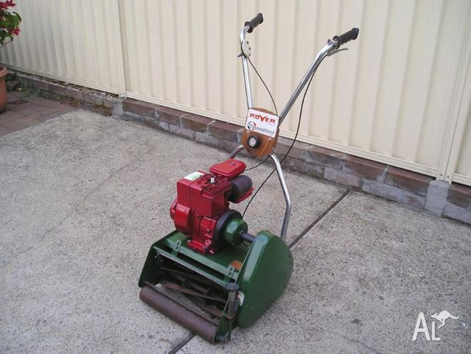 Rover Reel Cylinder Lawn Mower Green Keepers 14 Quot Cut 2 5hp